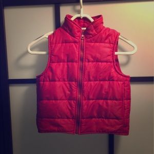 United Colors of Benetton quilted vest S